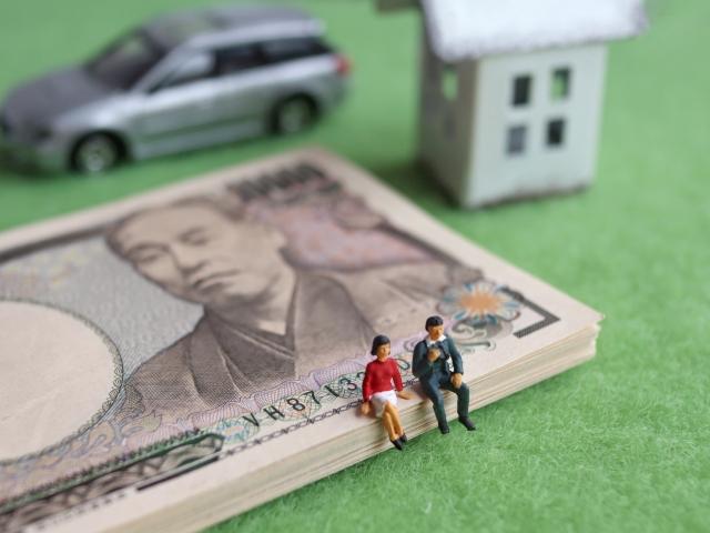 住宅ローンの種類・フラット35と財形住宅融資